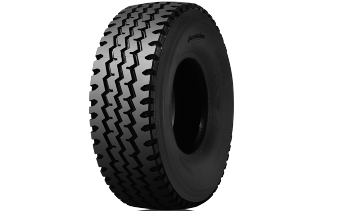 New Product-11R24.5 All Position Tire Comes! Techking always insists right tires to right applications, and advocates customized products based on